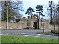 ST5571 : Ashton Court Southern Gateway by Eirian Evans