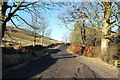 NS4506 : Hill Road to Straiton by Billy McCrorie
