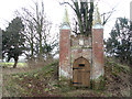 TG1602 : 19th century icehouse in Ketteringham Park by Evelyn Simak