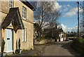 ST7758 : Green Lane, Hinton Charterhouse by Derek Harper