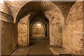 TL4301 : Cellar, Copped Hall, Essex by Christine Matthews