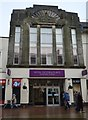TQ5839 : The old Burton Facade, Royal Victoria Place by N Chadwick