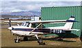 NM9035 : G-BTDW at Oban Airport by The Carlisle Kid