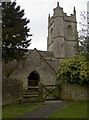 ST6762 : St Lawrence, Stanton Prior by Neil Owen