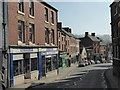 SK2853 : Wirksworth town centre by Chris Allen
