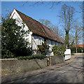 TL4551 : Great Shelford: in Church Street by John Sutton