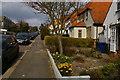 TQ2495 : Manor Road, Barnet by Christopher Hilton