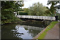 SU6470 : Swing Bridge over the Kennet & Avon Canal by N Chadwick