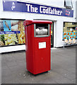 Postbox No. IP33 8236 for franked mail only.