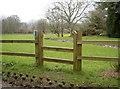 ST7068 : Across someone's garden by Neil Owen