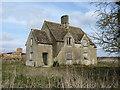 SU1197 : Derelict farm cottages, nos. 66 & 67 Castle Hill Farm by Vieve Forward