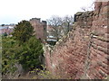 SJ3966 : Chester City Walls by Eirian Evans