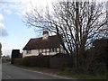 SP6312 : Cottage on Bicester Road, Oakley by David Howard