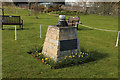 SK8356 : RAF Winthorpe Memorial by Richard Croft