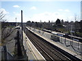 TL0334 : Flitwick Railway Station by JThomas