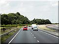 SK6478 : Northbound A1 (Blyth Road) by David Dixon