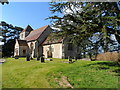 TL4137 : St Nicholas' church, Little Chishill by Bikeboy