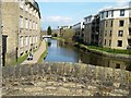SE1537 : The view from Junction Bridge, Shipley by Rich Tea