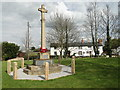 TL7966 : Risby War Memorial : Week 14