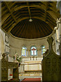 ST7469 : Apse interior by Neil Owen