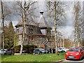 SO0660 : Llandrindod Wells, Former Pump House Hotel by David Dixon