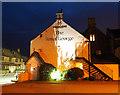 SO9214 : The Royal George Pub at Night : Week 15