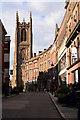 SK3536 : Iron Gate, Derby : Week 16