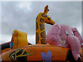 TR1768 : Herne Bay inflatables by Steve  Fareham