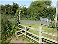 TF0469 : Stile at Fen Road Heighington by Nick Grimshaw