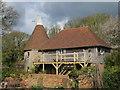 TQ6622 : Perch Hill Farm Oast, Willingford Lane, Burwash Weald by Oast House Archive
