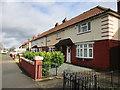 TA1331 : Housing on Hopewell Road by Jonathan Thacker