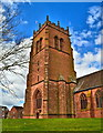 SO7193 : St Leonard, Bridgnorth by Philip Pankhurst