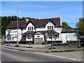 SK0041 : The Crown Inn derelict by Ian Calderwood