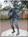 """SY1286 : """"The Sidmouth Fiddler"""" by Philip Halling"""