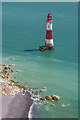 TV5895 : Beachy Head Lighthouse by Ian Capper