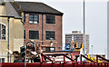 "J3374 : Block ""C"", University of Ulster site, Belfast - May 2016(1) by Albert Bridge"