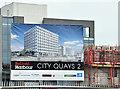 J3474 : CQ2, City Quays, Belfast - May 2016(2) by Albert Bridge