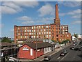 SJ9398 : Cavendish Mill, Ashton-under-Lyne by Stephen Craven