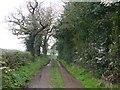 SJ4668 : Ferma Lane by Dave Dunford