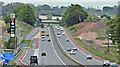 J2966 : New M1 service area, Lisburn/Dunmurry - May 2016(1) by Albert Bridge