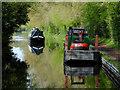 SO8898 : Canal at Compton. Wolverhampton : Week 19