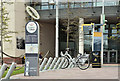 J3575 : Belfast Bikes, Titanic Quarter, Belfast (May 2016) by Albert Bridge