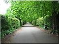 SP0494 : Keep on ahead-Red House, Great Barr, Sandwell by Martin Richard Phelan