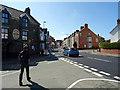 SN1746 : Priory Street, Cardigan by John Lucas