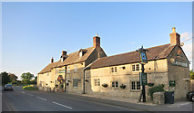 SP3208 : The Lord Kitchener at Curbridge by Des Blenkinsopp
