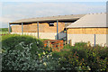 SP8817 : Farm Buildings at Boarscroft Farm, near Tring by Chris Reynolds