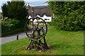SU0619 : Well pump gear on the green at Martin by David Martin