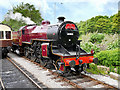 SD8022 : Hughes Crab Locomotive at Rawtenstall : Week 22