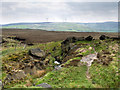 SD9521 : Walsden Moor by David Dixon