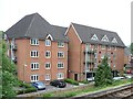 SU7239 : Housing at The Lamports, Alton by Christine Johnstone